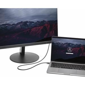 StarTech.com Cable Adaptador USB-C a DisplayPort - 1m - 4K 60Hz - Conversor para MacBook ChromeBook Pixel - Extremo prinic