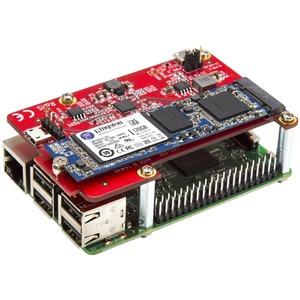 StarTech.com Raspberry Pi Board - USB 2.0 480Mbps - USB to M.2 SATA Converter - USB to SATA Raspberry Pi SSD