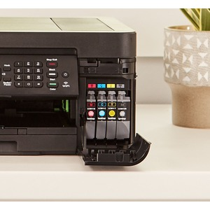 Brother MFC MFC-J491DW Wireless Inkjet Multifunction Printer - Colour - Copier/Fax/Printer/Scanner - 6000 x 1200 dpi Print