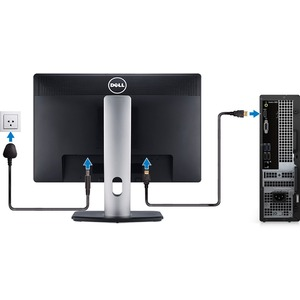 Dell Vostro 3000 3681 Desktop Computer - Intel Core i5 10th Gen i5-10400 Hexa-core (6 Core) 2.90 GHz - 8 GB RAM DDR4 SDRAM