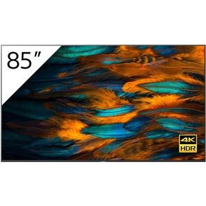 "Sony BRAVIA FW-85BZ40H 214.9 cm (84.6"") LCD Digital Signage Display - Yes - ARM X1 - 3840 x 2160 - Direct LED - 850 cd/m²"