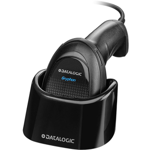 Datalogic Gryphon GD4520 Industrial, Retail, Healthcare, Transportation Handheld Barcode Scanner Kit - Cable Connectivity