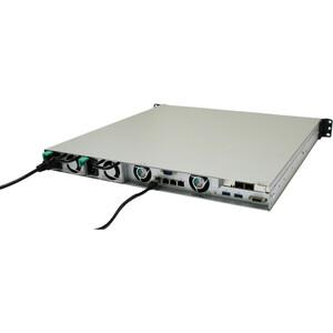 Synology RackStation RS1619XS+ 4 x Total Bays SAN/NAS Storage System - Intel Xeon Quad-core (4 Core) 2.20 GHz - 8 GB RAM -