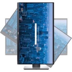 """Dell P2720DC 68.6 cm (27"""") WQHD Edge WLED LCD Monitor - 16:9 - Black - 685.80 mm Class - In-plane Switching (IPS) Technolo"""