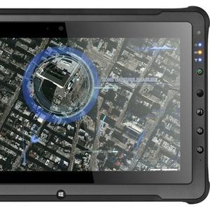 """Getac F110 F110 G5 Rugged Tablet - 29.5 cm (11.6"""") - 8 GB RAM - 256 GB SSD - Windows 10 Pro 64-bit - Intel Core i5 8th Gen"""