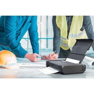 Canon PIXMA TR150 Desktop Inkjet Printer - Colour - 4800 x 1200 dpi Print - Manual Duplex Print - 50 Sheets Input - Wirele