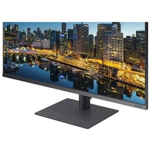 "Samsung F32TU870VE 80 cm (31.5"") 4K UHD LCD Monitor - 16:9 - Dark Blue Gray - 812.80 mm Class - Vertical Alignment (VA) -"
