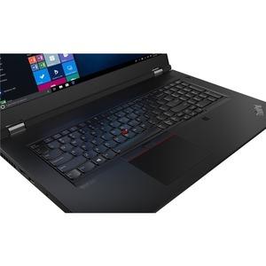 "Lenovo ThinkPad P17 Gen 1 20SN002SHV 43.9 cm (17.3"") Rugged Mobile Workstation - Full HD - 1920 x 1080 - Intel Core i7 (10"