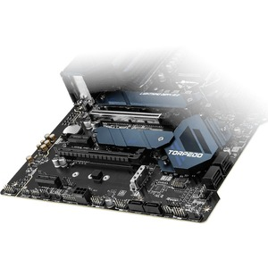 MSI MAG Z590 TORPEDO Desktop Motherboard - Intel Chipset - Socket LGA-1200 - Intel Optane Memory Ready - ATX - Pentium Gol