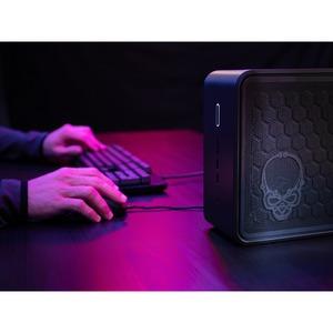 NUC GHOST CANYON BXNUC9I5QNX CORE I5-9300H 2.4GHZ - 4.1GHZ TURBO 4C/8T 8MB CACHE 2XDDR4-2666 SODIMMS 1.2V 64GB MAX* 7.1 AU