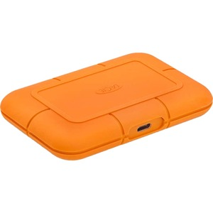 LaCie Rugged STHR500800 500 GB Portable Solid State Drive - External - PCI Express NVMe - Desktop PC Device Supported - US