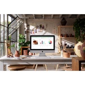 Apple iMac MHK03X/A All-in-One Computer - Intel Core i5 7th Gen Dual-core (2 Core) 2.30 GHz - 8 GB RAM DDR4 SDRAM - 256 GB