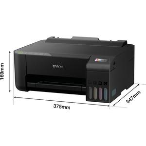 Epson EcoTank L1250 Desktop Wireless Inkjet Printer - Colour - 33 ppm Mono / 15 ppm Color - 5760 x 1440 dpi Print - Manual
