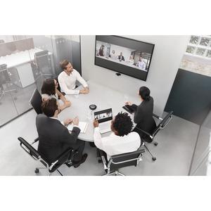 Jabra PanaCast Video Conferencing Camera - 13 Megapixel - USB - 3840 x 2160 Video - Notebook, Computer