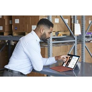 "Tableta Microsoft Surface Pro 7 - 31,2 cm (12,3"") - 8 GB RAM - 128 GB SSD - Windows 10 Pro 64-bit - Platino - Intel Core i"