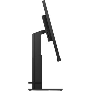 """Lenovo ThinkVision T32h-20 81.3 cm (32"""") WQHD LED LCD Monitor - 16:9 - Raven Black - 812.80 mm Class - In-plane Switching"""