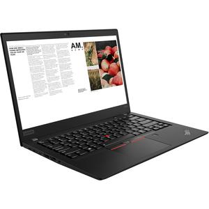 "Lenovo ThinkPad T495s 20QJ001MHV 35.6 cm (14"") Notebook - Full HD - 1920 x 1080 - AMD Ryzen 5 PRO 3500U Quad-core (4 Core)"