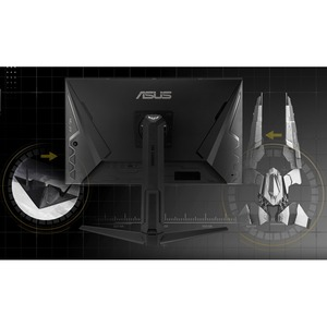 "TUF VG27AQL1A 68.6 cm (27"") WQHD Gaming LCD Monitor - 16:9 - Black - 685.80 mm Class - In-plane Switching (IPS) Technology"