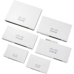 Conmutador Ethernet Cisco Business 220 CBS220-24P-4G 24 Puertos Gestionable - 2 Capa compatible - Modular - 4 Ranuras SFP