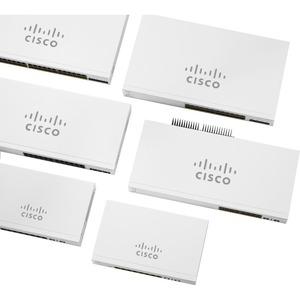 Conmutador Ethernet Cisco Business 220 CBS220-24T-4G 24 Puertos Gestionable - 2 Capa compatible - Modular - 4 Ranuras SFP