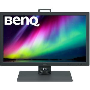 "Monitor LCD BenQ PhotoVue SW271C 68,6 cm (27"") 4K UHD LED - 16:9 - Grigio - 685,80 mm Class - Tecnologia In-plane Switchin"
