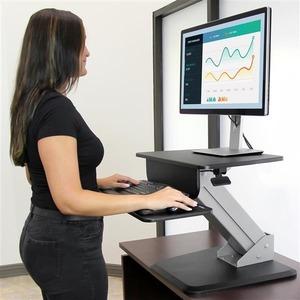 """Supporto per schermo multiuso StarTech.com ARMSTS - 30,5 cm (12"""") a 76,2 cm (30"""") Supporto schermo - 13 kg Capacità di car"""