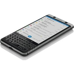 "Smartphone BlackBerry KEYone 32 GB - 4G - 11,4 cm (4,5"") LCD - 3 GB RAM - Android 7.1 Nougat - Nero, Argento - Bar - Qualc"