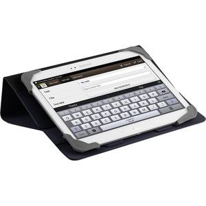 "Borsa rigida per il trasporto Targus Fit N' Grip THZ660GL per 20,3 cm (8"") Tablet - Nero - Polyurethane, Silicone - 150 mm"