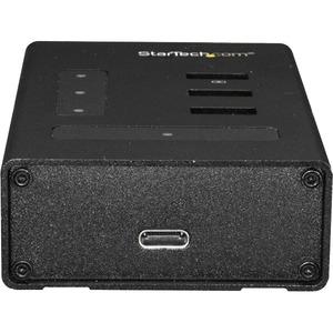 StarTech.com USB Hub - USB 3.0 - Desktop - Black - 4 Total USB Port(s) - 4 USB 3.0 Port(s) - Mac
