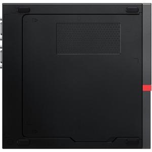 Lenovo ThinkCentre M920q 10RS003XMH Desktop Computer - Intel Core i7 9th Gen i7-9700T 2 GHz - 16 GB RAM DDR4 SDRAM - 512 G
