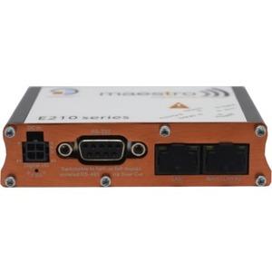 Lantronix E214 2 SIM Cellular, Ethernet Modem/Wireless Router - 4G - LTE - 1 x Network Port - 1 x Broadband Port - Fast Et