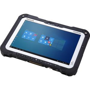 "Panasonic Toughbook FZ-G2AZ00ST4 Rugged Tablet - 25.7 cm (10.1"") WUXGA - Core i5 10th Gen i5-10310U Quad-core (4 Core) 1.7"