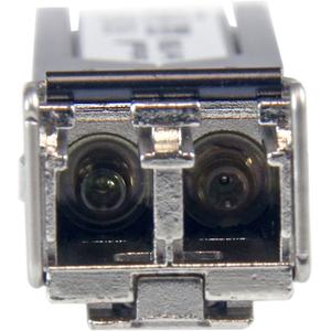 StarTech.com MSA Uncoded SFP Module - 1000BASE-SX - 1GE Gigabit Ethernet SFP 1GbE Multi Mode Fiber (MMF) Optic Transceiver