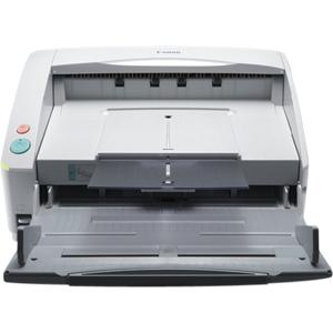 Escáner de superficie plana Canon imageFORMULA DR-6030C - 600 ppp Óptico - 24-bit Color - 8-bit Escala de grises - 80 ppm