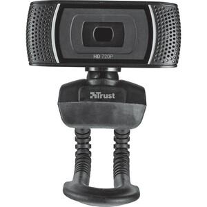 Webcam Trust - USB 2.0 - 8 Megapixel Interpolata - 1280 x 720 Video - Microfono