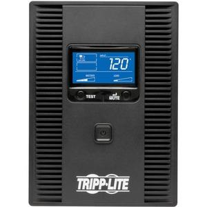No Break UPS Interactivo 1500VA 810W con Pantalla LCD y Puerto USB - 120 V CA - Torre - 7.5 Minutors (405W) - 10 x NEMA 5-