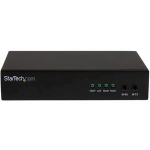 StarTech.com Receptor de HDMI® por Cable Cat5 o Cat6 para usarse con ST424HDBT - Hasta 70m - 4K - 1080p - 1 Dispositivo de