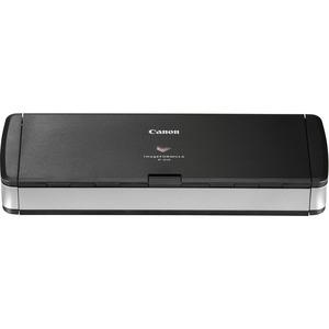 Canon imageFORMULA P-215II Sheetfed Scanner - 600 dpi Optical - 24-bit Color - 8-bit Grayscale - 15 ppm (Mono) - 10 ppm (C