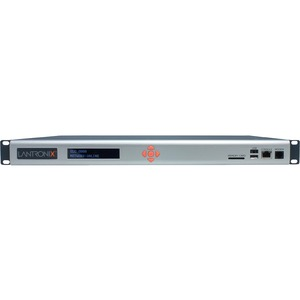 Lantronix 8000 Device Server - 2 x Network (RJ-45) - 2 x USB - 8 x Serial Port - Gigabit Ethernet - Management Port - Rack