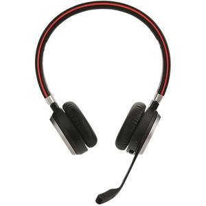 Jabra EVOLVE 65 Wireless Over-the-head Stereo Headset - Binaural - Supra-aural - Bluetooth - Noise Cancelling Microphone