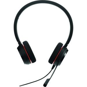 Cuffie Jabra EVOLVE 20 Cavo Over-the-head Stereo - Binaural - Supra-aural - Cancellazione del rumore Microfono - Noise Can