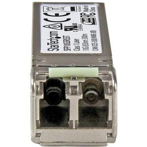 StarTech.com Transceptor de Fibra SFP+ de 10Gb 10GBase-SR Compatible Cisco SFP-10G-SR-S Mini GBIC Multimodo LC 300m DDM -