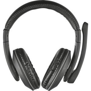 Cuffie Trust Reno Cavo Over-the-head Stereo - Binaural - Circumaurale - 32 Ohm - 50 Hz a 20 kHz - 180 cm Cavo - Mini-telef