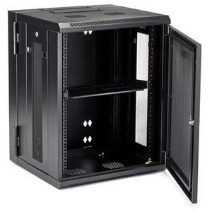 "StarTech.com Armadio per Server Rack Montabile a Parete 15U - Armadio a Cerniera fino a 20"" (50cm) di profondità - 90 kg S"
