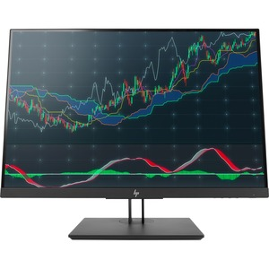 "HP Business Z24n G2 24"" WUXGA LED LCD Monitor - 16:10 - Black - 1920 x 1200 - 16.7 Million Colors - 300 cd/m² - 5 ms - DVI"