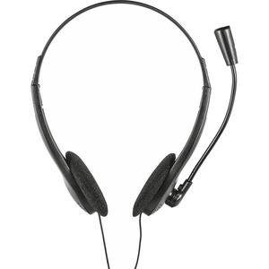 Cuffie Trust Primo Cavo Over-the-head Stereo - Binaural - Supra-aural - 32 Ohm - 70 Hz a 20 kHz - 180 cm Cavo - Mini-telef
