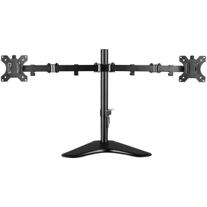 "V7 DS2FSD-2E Monitor Stand - Up to 81.3 cm (32"") Screen Support - 8 kg Load Capacity - 46.5 cm Height x 28 cm Width - Desk"