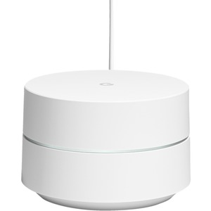 Router wireless Google - IEEE 802.11ac - Ethernet - 2,40 GHz ISM band - 5 GHz Banda UNII - 150 MB/s Velocità wireless - 1