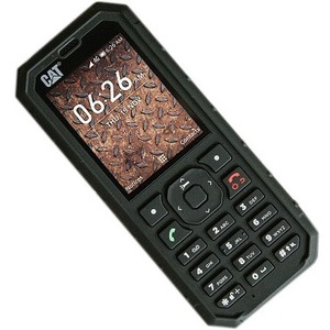 "CAT B35 4 GB Feature Phone - 6.1 cm (2.4"") Active Matrix TFT LCD QVGA 320 x 240 - 512 MB RAM - KaiOS 2.5 - 4G - Black - Ba"