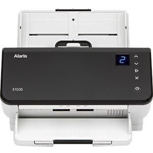 Kodak Alaris E1035 Sheetfed Scanner - 600 dpi Optical - 24-bit Color - 8-bit Grayscale - 35 ppm (Mono) - 35 ppm (Color) - USB